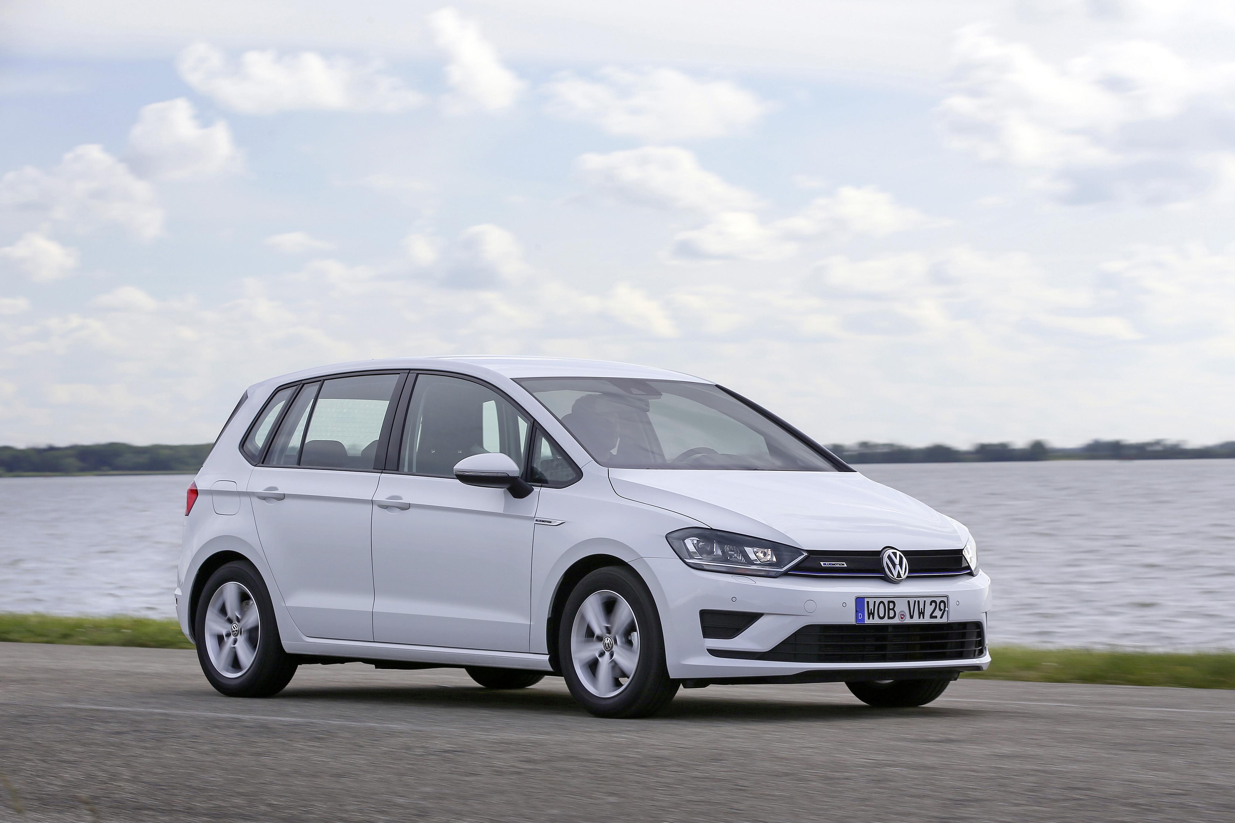 Volkswagen Golf Sportsvan TSI BlueMotion