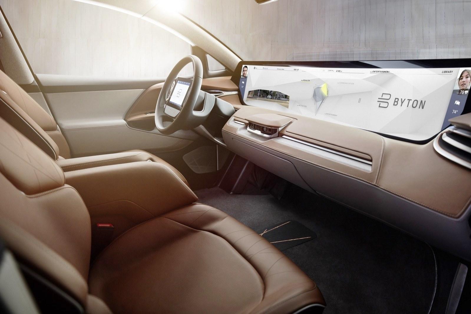 Byton als Einstieg in eine neue Welt der Mobilität – Die Testfahrer ...