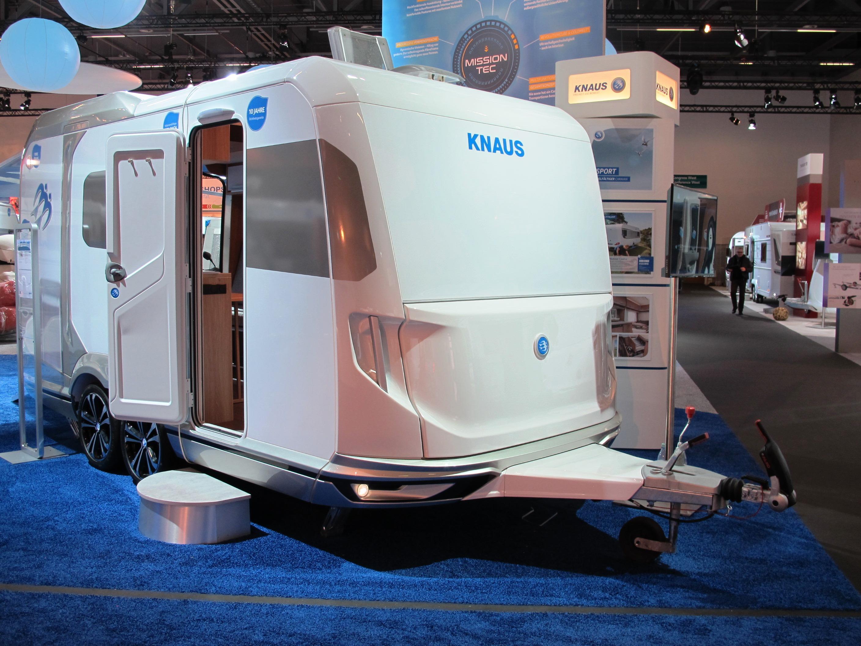 Knaus Deseo 400 TR – Caravan und Motorrad-Transporter – Die ...