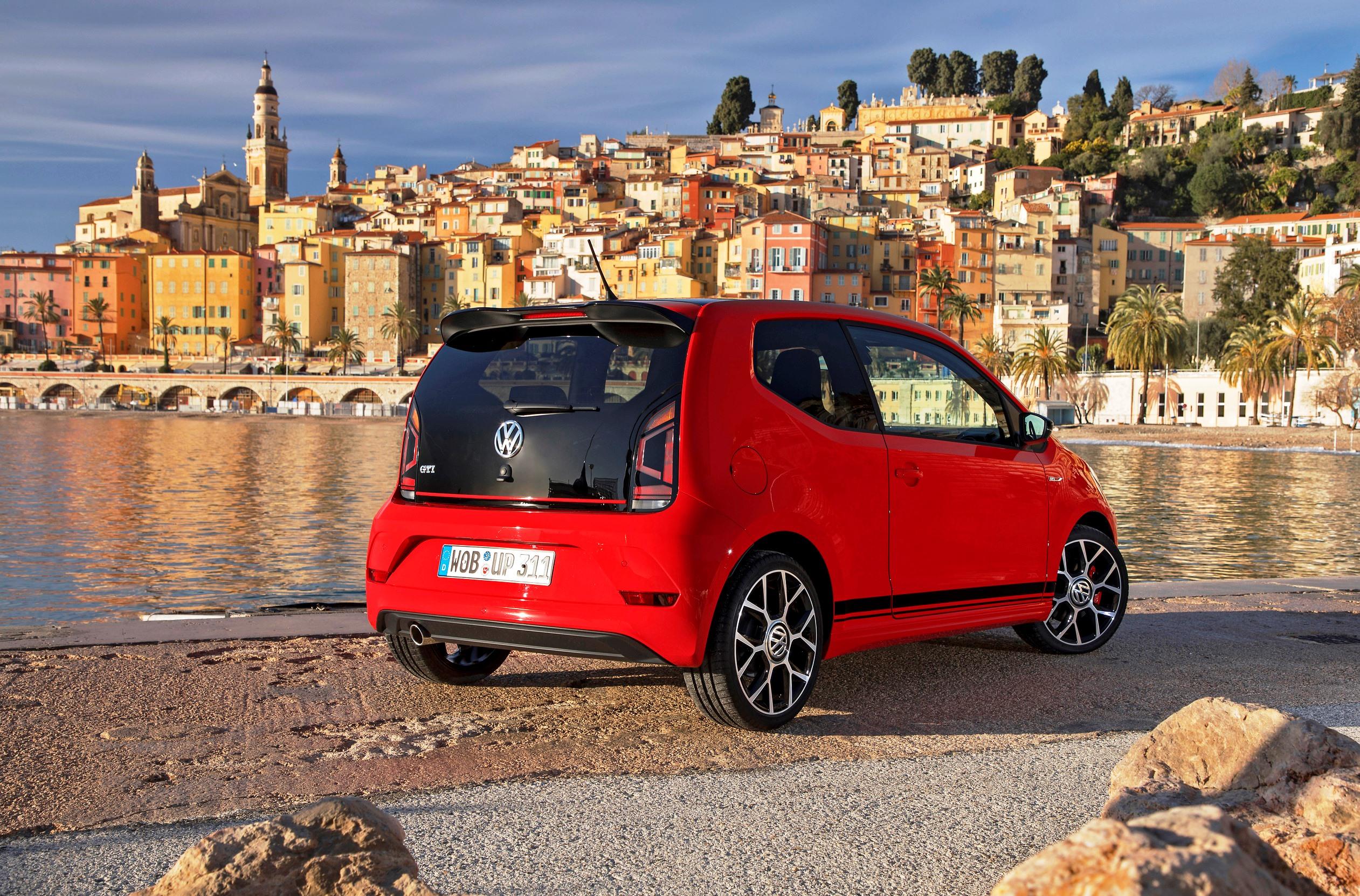 Der kleinste VW GTI lockt Autoeinsteiger mit einem günstigen Preis